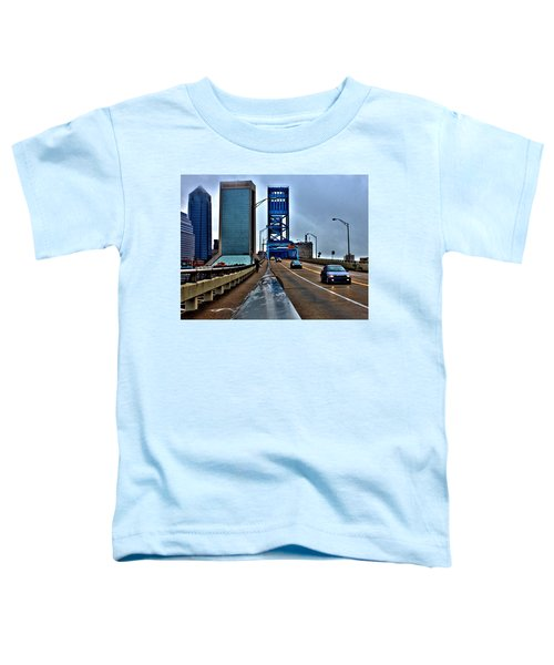 Ride The Rail Toddler T-Shirt