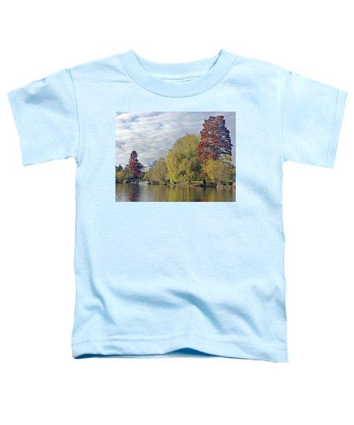 River Avon In Autumn Toddler T-Shirt