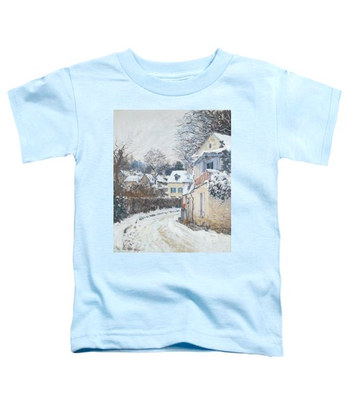 Road Louveciennes Toddler T-Shirt