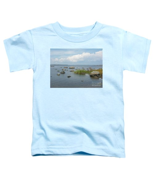 Rocks On The Baltic Sea Toddler T-Shirt