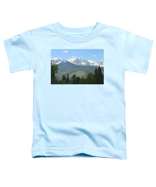 Rocky Mountain National Park - 2 Toddler T-Shirt