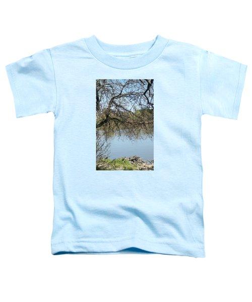 Sacramento River Toddler T-Shirt