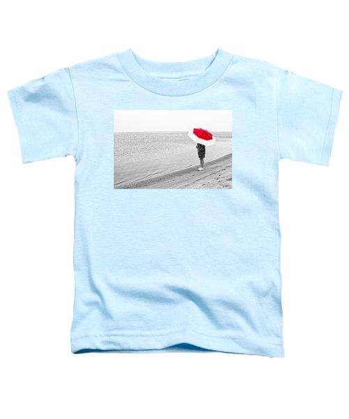 Safe Under The Umbrella Toddler T-Shirt