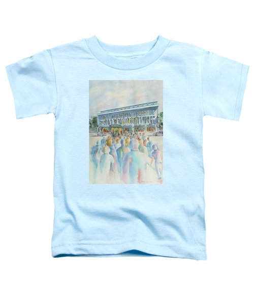 San Diego Ideal Org Toddler T-Shirt