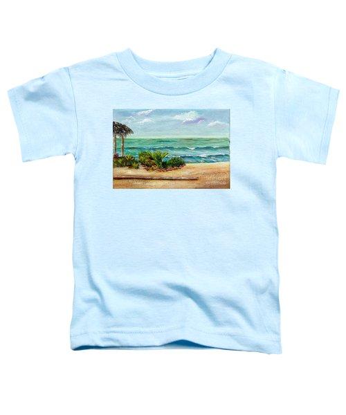 San Onofre Beach Toddler T-Shirt