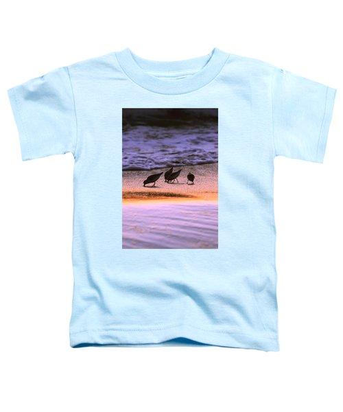 Sandpiper Morning Toddler T-Shirt