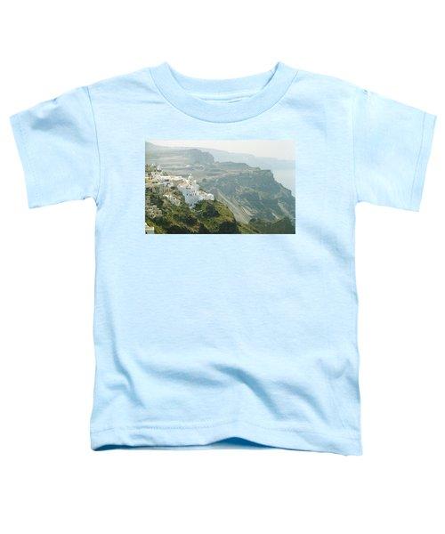 Santorini Toddler T-Shirt