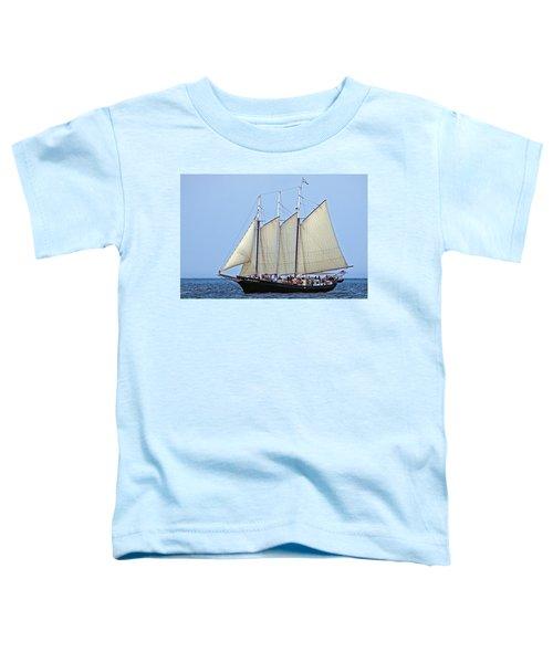 Schooner Alliance Toddler T-Shirt