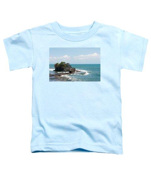 Sea Temple, Tanah Lot Temple, Tanah Toddler T-Shirt