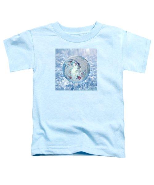 Shades Of Winter Toddler T-Shirt