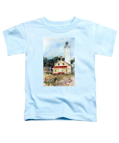 Shore Beacon Toddler T-Shirt