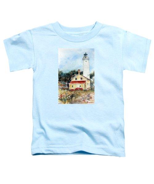 Shore Beacon Toddler T-Shirt