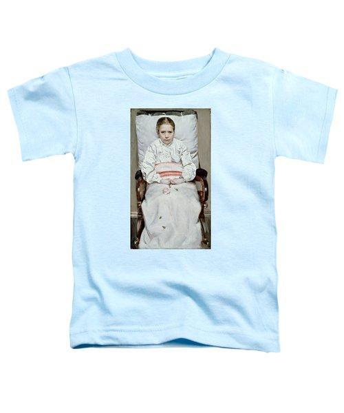 Sick Girl Toddler T-Shirt