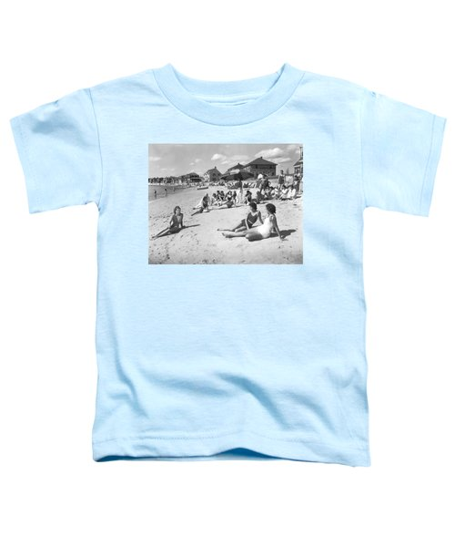 Silver Beach On Cape Cod Toddler T-Shirt