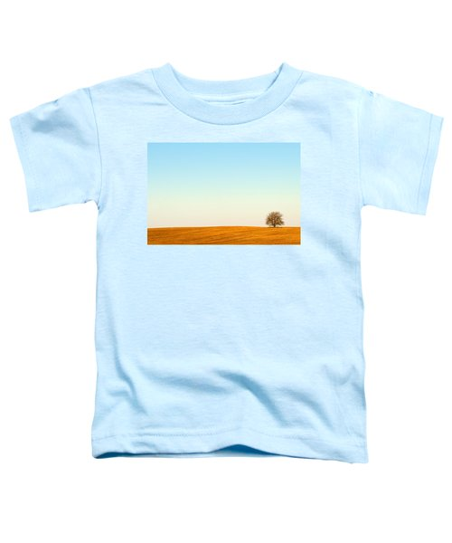 Simple Serenity Toddler T-Shirt