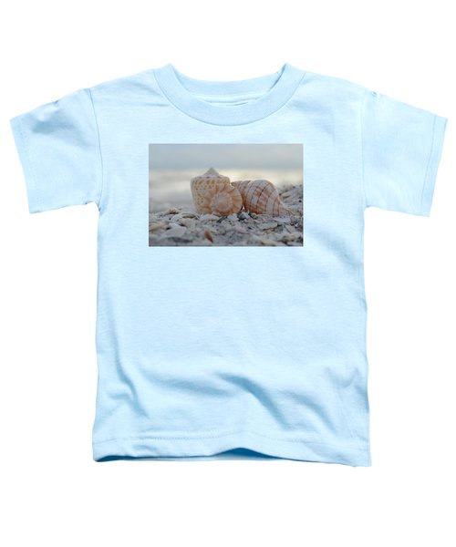 Simplicity And Solitude Toddler T-Shirt