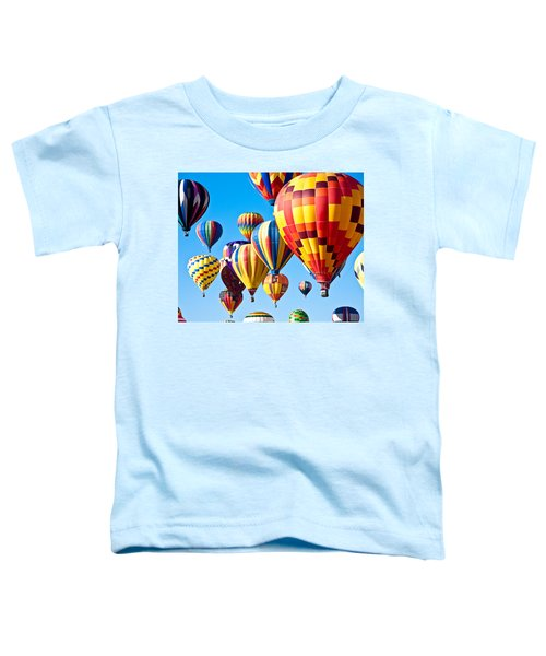 Sky Of Color Toddler T-Shirt