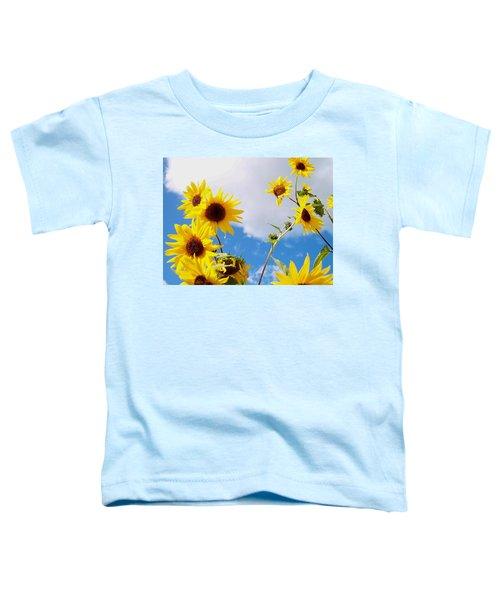 Smile Down On Me Toddler T-Shirt