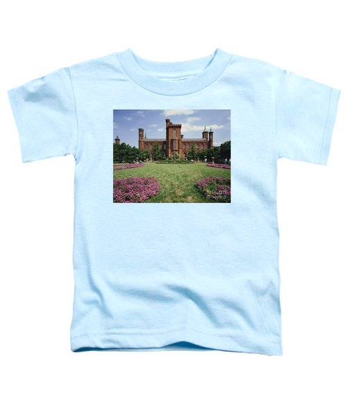 Smithsonian Institution Building Toddler T-Shirt
