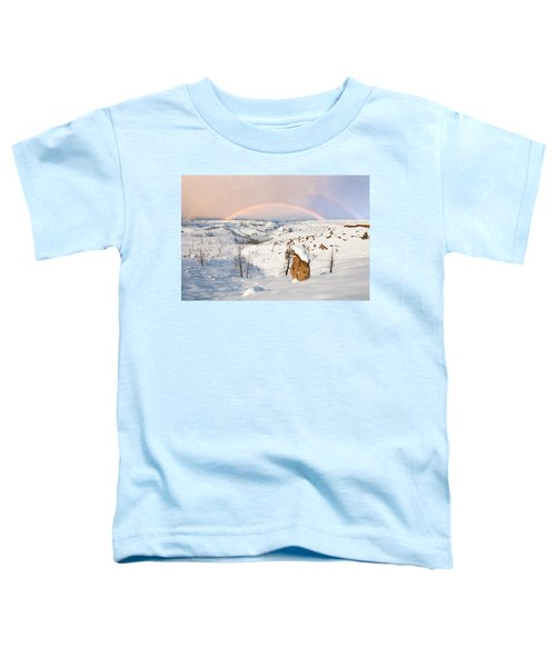 Snow Capped Hoodoo's Toddler T-Shirt