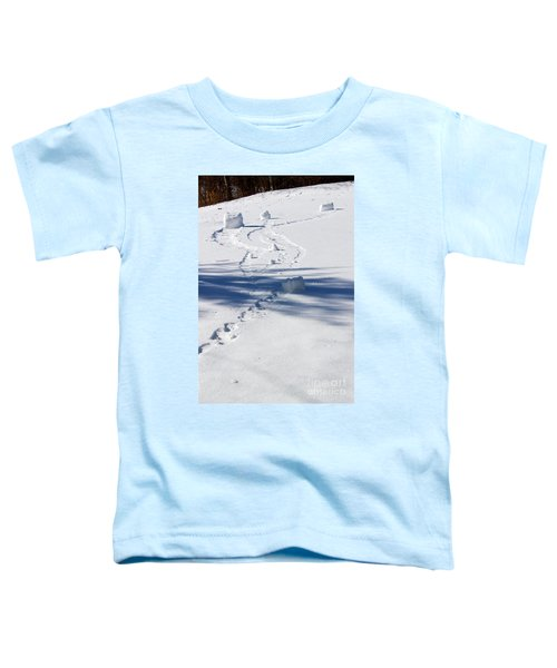 Snow Rollers Toddler T-Shirt