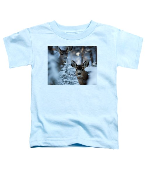 Somebody To Watch Over Me Toddler T-Shirt