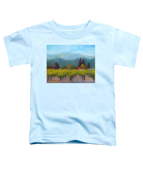 Sonoma Valley View Toddler T-Shirt