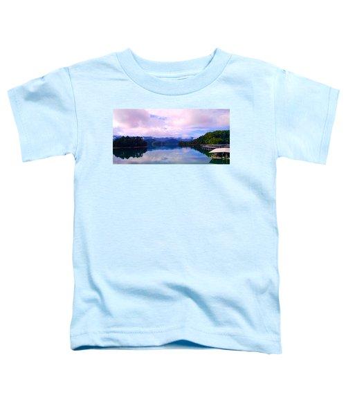 South Holston Lake Tn Toddler T-Shirt