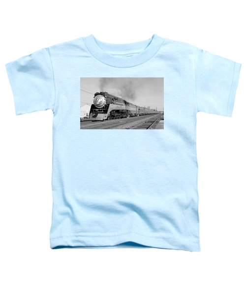 Southern Pacific Train In Texas Toddler T-Shirt