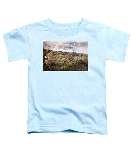 Spirit Of The Past Toddler T-Shirt