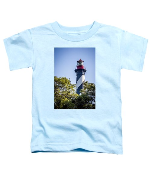 St. Augustine Lighthouse Toddler T-Shirt