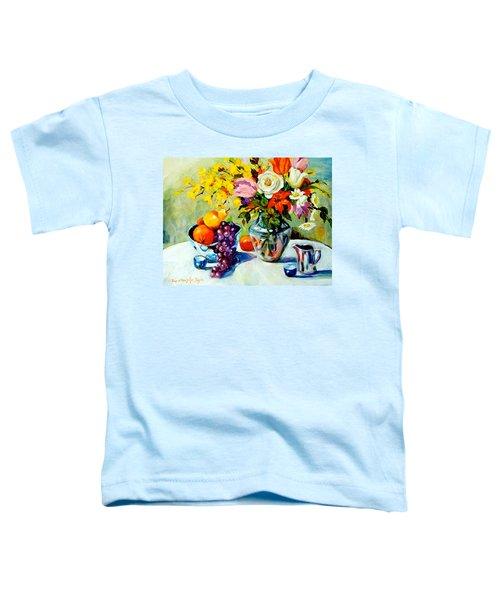 Still Life Creamer Toddler T-Shirt