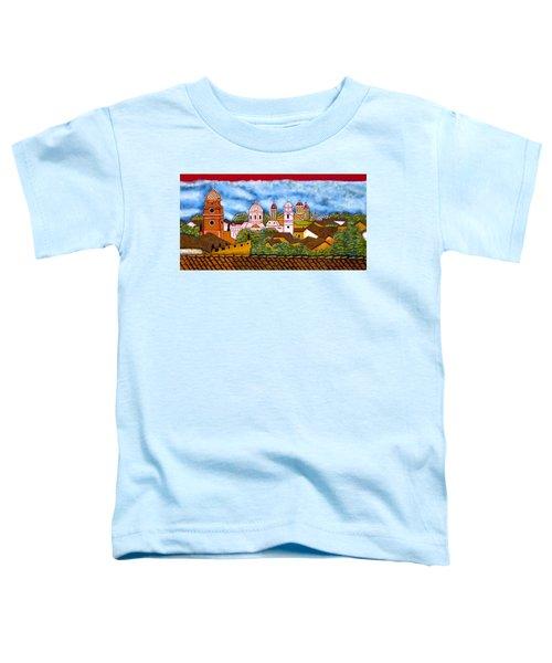 Street Art Granada Nicaragua 3 Toddler T-Shirt