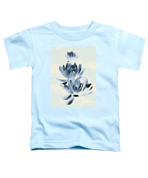 Study In Blue Toddler T-Shirt