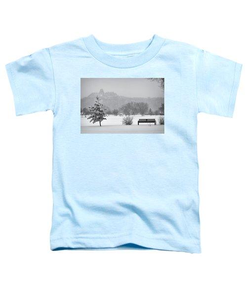 Sugarloaf Snowstorm Toddler T-Shirt