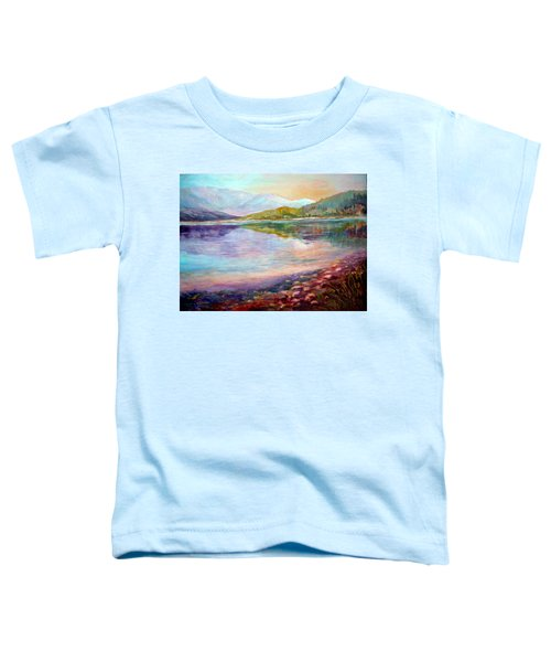 Summer Afternoon Toddler T-Shirt