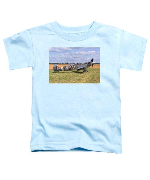 Supermarine Spitfire T9 Toddler T-Shirt