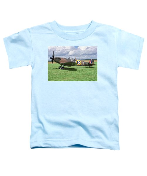 Supermarine Spitifire 1a Toddler T-Shirt