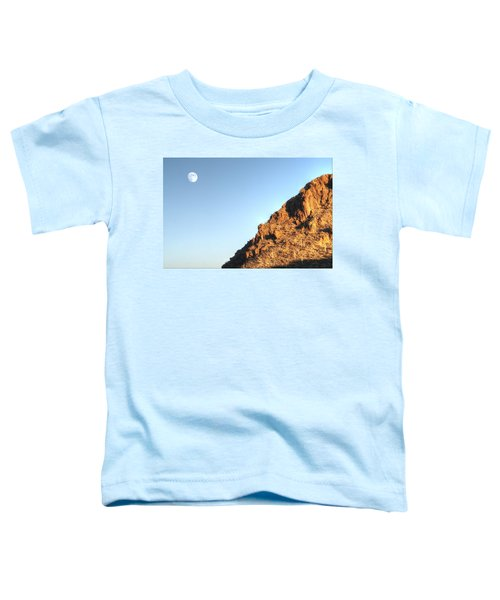 Superstition Mountain Toddler T-Shirt by Lynn Geoffroy