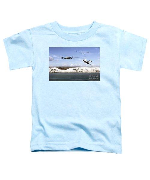 Surveying The Damage Toddler T-Shirt
