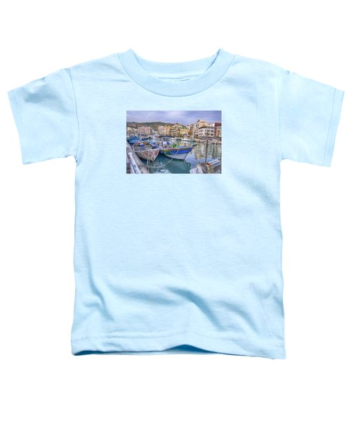 Taiwan Boats Toddler T-Shirt