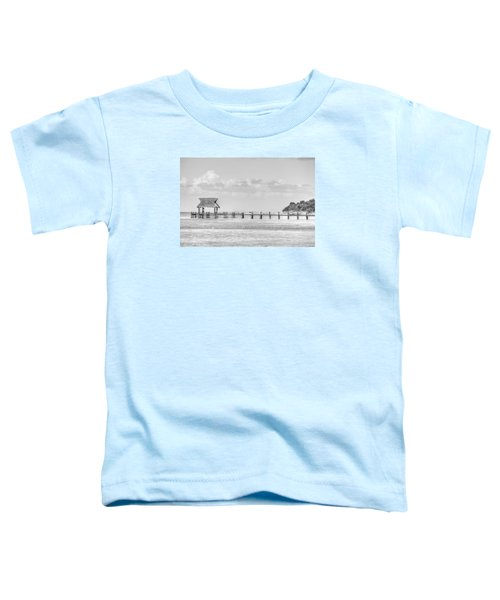Take A Long Walk Off A Short Pier Toddler T-Shirt