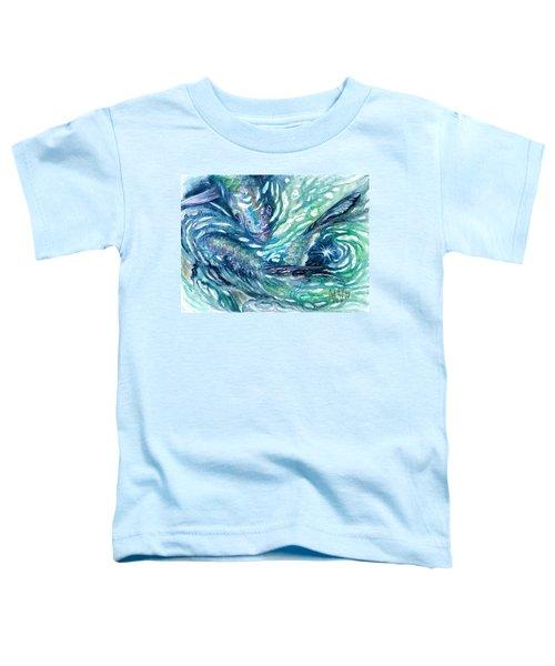 Tarpon Frenzy Toddler T-Shirt