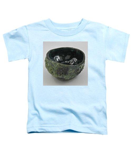 Tea Bowl #5 Toddler T-Shirt