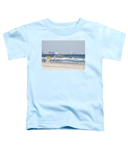 Terns On The Move Toddler T-Shirt