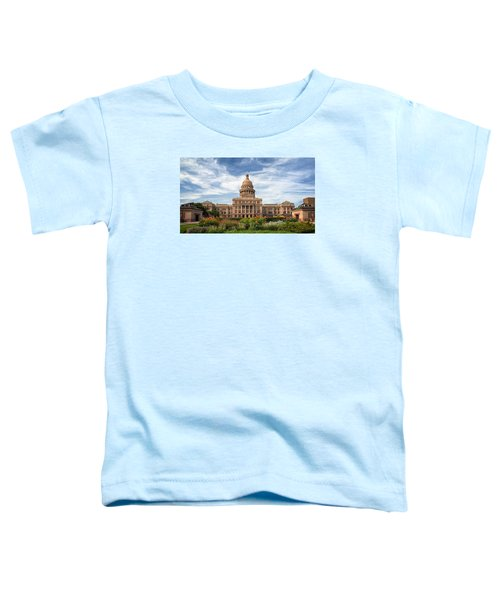 Texas State Capitol II Toddler T-Shirt