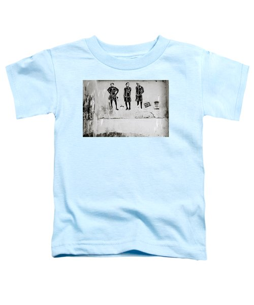 The Trio  Toddler T-Shirt
