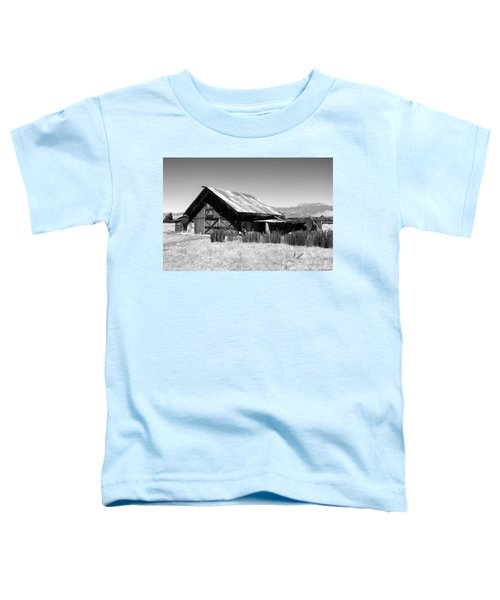 The Barn Toddler T-Shirt