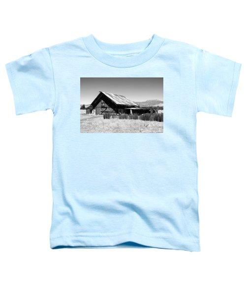 The Barn Toddler T-Shirt