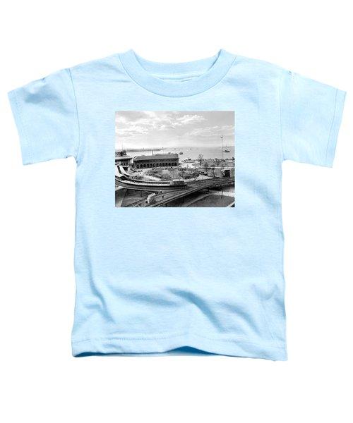 The Battery In Manhattan Toddler T-Shirt
